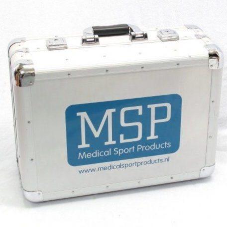 Verzorgingskoffer MSP aluminium
